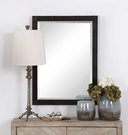 Uttermost Gower Rectangle Mirror