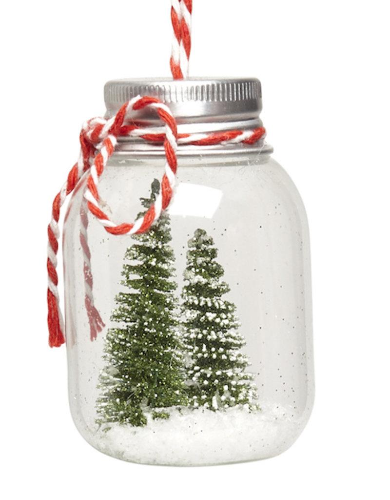 Harman Tree in Jar Ornament