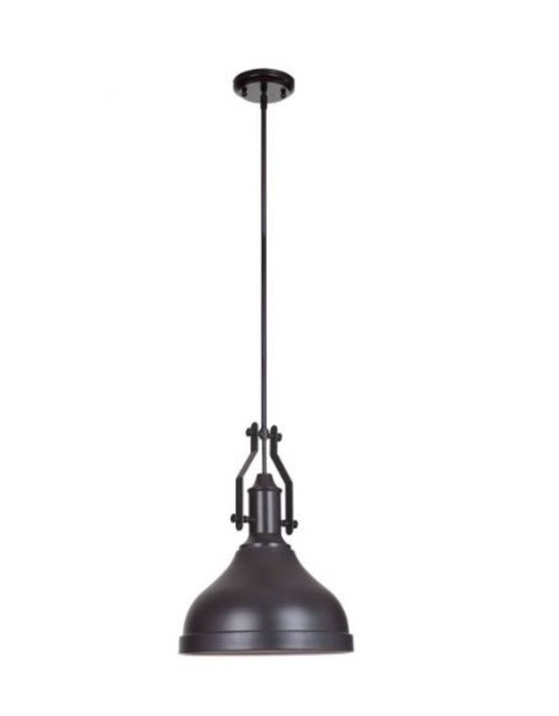 Craft Made Metal Shade Pendant - Oil Rubbed Bronze
