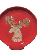 Danica Dasher Deer Spoon Rest