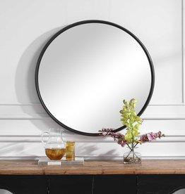 Uttermost Belham Round Mirror