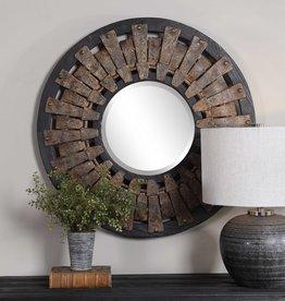 Uttermost Hyman Round Mirror