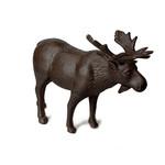 Standing Iron Moose
