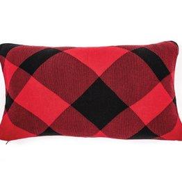 Brunelli Buffalo Check Toss Pillow