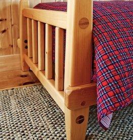 New New Horizons Scottish Red Duvet Set - Twin