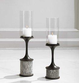 Uttermost Deane Candleholder Set