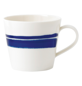 Royal Doulton Pacific Blue Brush Mug