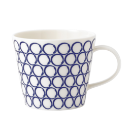 Royal Doulton Pacific Blue Circle Mug