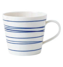 Royal Doulton Pacific Blue Lines Mug