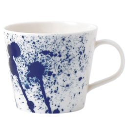 Royal Doulton Pacific Blue Splash Mug