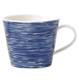 Royal Doulton Pacific Blue Texture Mug