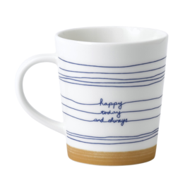 Royal Doulton Mug - Happy Today