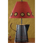Countryside Pitcher Lamp