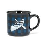 Abbott Canoe Check Mug