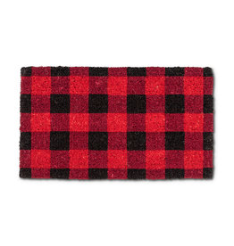 Abbott Buffalo Check Doormat