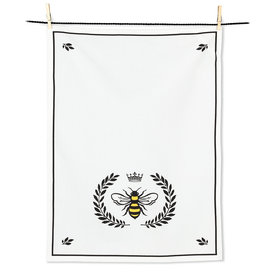Abbott Bee Crest Tea Towel
