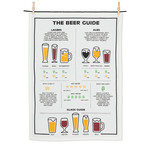 Abbott Beer Guide Tea Towel