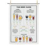 Beer Guide Tea Towel