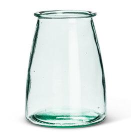 Abbott Recycled Glass Hurricane