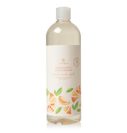 Thymes Mandarin Coriander Collection - Hand Wash Refill