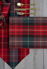 Harman Traditional Plaid Placemat