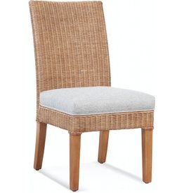 Braxton Culler Farmhouse Herringbone Side Chair
