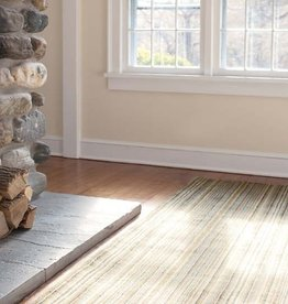 Dash & Albert Brindle Stripe Mountain Rug