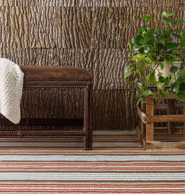 Dash & Albert Ranch Stripe Indoor/Outdoor Rug