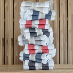 Industrial Stripe Tea Towel Set