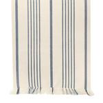Soft Stripe Navy Table Runner