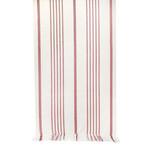 Soft Stripe Red Napkin S/4
