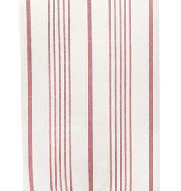 Harman Soft Stripe Red Napkin S/4