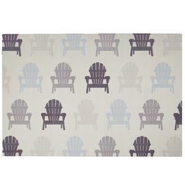 Harman Muskoka Chair Vinyl Placemat