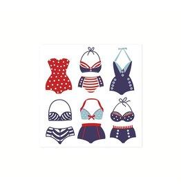 Harman Bikini Serviettes