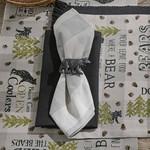 Park Design Black Bear Napkin Ring