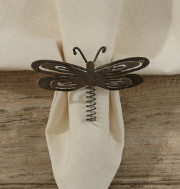Park Design Dragonfly Napkin Ring
