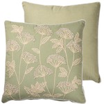 Candym Queen Anne's Lace Toss Pillow