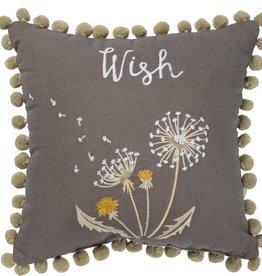 Candym Wish Toss Pillow