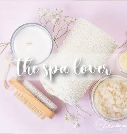 (custom) The Spa Lover Gift Basket