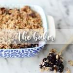 (custom) The Baker Gift Basket