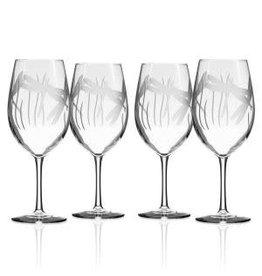 Rolf Glassware Dragonfly - Wine Glass (18 oz)