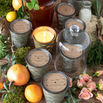 Park Hill Olive Bucket Candle