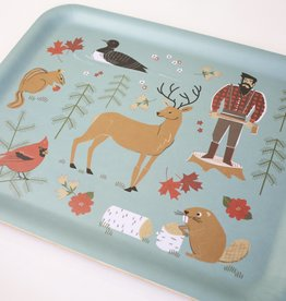 Danica Serving Tray - True North