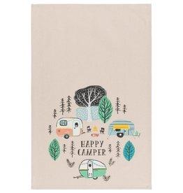 Danica Dishtowel - Happy Camper