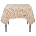 """Cottage Floral - 60"""" Table Cloth"""