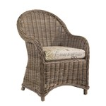 Terrace Wicker Dining Chair
