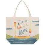 Danica Tote - Lake Life