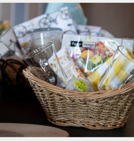 """Mother's Day Gift Basket """"Tea Time"""""""