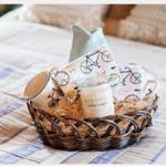 "(custom) Gift Basket ""Cycling Mama"""