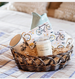 "(custom) Mother's Day Gift Basket ""Cycling Mama"""